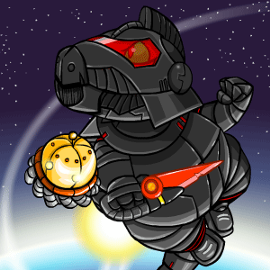 Armoured Space Grarrl