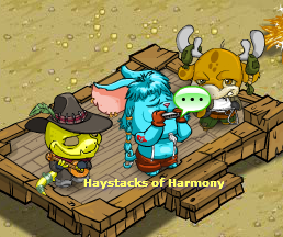 Haystacks of Harmony