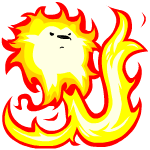 Flaming Meerca