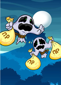 Money Tree Ghost