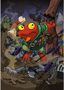 Quiggle Runner