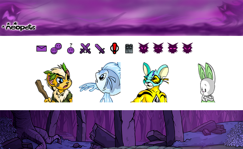 Destroyed Faerie Festival Site Theme