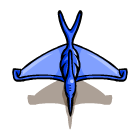 A type of Pterodactyl